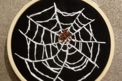 Hand-embroidered-spiderweb-hoop-3-inches.