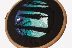 1_Hand-embroidered-woodland-silhouette-hoop.-7-inches.