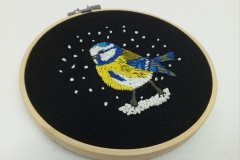 Hand-embroidered-Blue-tit-hoop