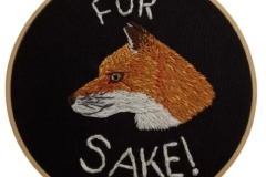 Hand-embroidered-for-fox-sake-hoop-6-inches.