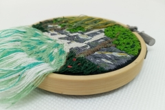 Hand-embroidered-waterfall-hoop