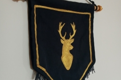 Hand-painted-upcycled-stag-sigil