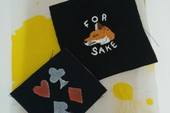 Wrapping-patches
