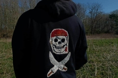 Hand-embroidered-upcycled-pirate-hoody