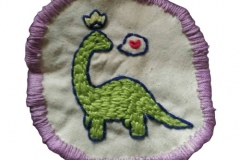 1_Hand-embroidered-dinosaur-patch