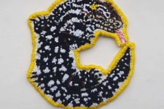 Hand-embroidered-Tegu-lizard-pet-patch