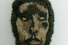 Hand-embroidered-face-patch