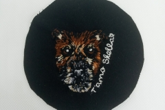 Hand-embroidered-pet-patch-Stella.