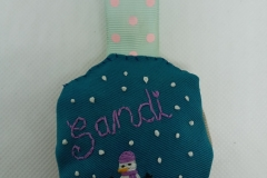 Hand-embroidered-snowman-Christmas-hanger